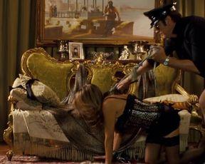 Nadir Caselli, Giulia Greco, Micaela Ramazzotti, and other - Posti in piedi in paradiso (2012) actress booby flick