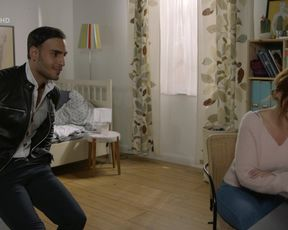 Iris Mareike Steen, Ulrike Frank - GZSZ e7152 (2020) celeb funbags episode