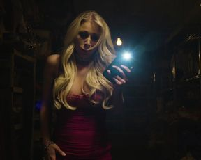 Dana Grizzly, Tabitha Stevens, Devhorra Dark - Die Influencers Die (2020) celebrity wondrous flick