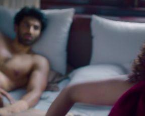 Sanya Malhotra - Ludo (2020) celeb super-hot episode