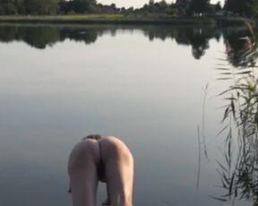 Therese Hamer, Constanze Wachter, Lea Draeger, Nele Rosetz - Frauensee (2012) celebs super-steamy movie sequence