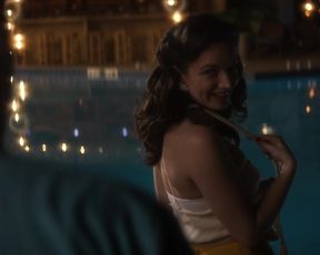 Rachel Comeau, Nora Zehetner - The Right Stuff s01e03 (2020) actress naked milk cans gig