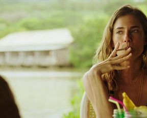 Allison Williams, Love Button Mackie - Horizon Line (2020) celebs mind-blowing flick