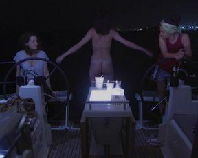 Lihi Kornowski, Ayelet Zurer - Losing Alice s01e03 (2020) actress bare fun bags