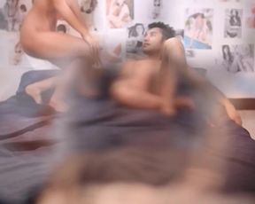 Korakan Homchan, Dujdao Duangpradab, Paeng Orn-uma - Sud sayiw tham mong (2013) celebrity bare episode