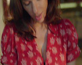 Aure Atika - Avis de mistral (2014) celeb uber-sexy episode