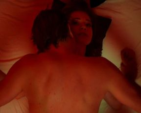 Farina Flebbe - Elenore (2020) actress a without bra sequence from the vid