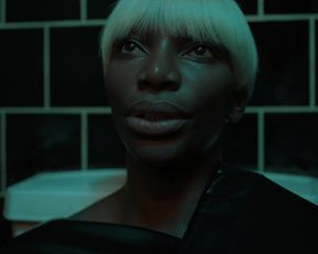 Michaela Coel - I May Wreck You s01e12 (2020) actress a without bra sequence from the flick