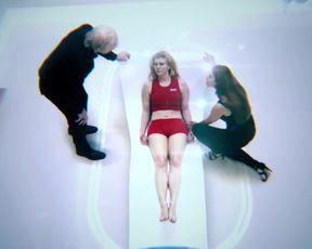 Eva Habermann, Celina Davis, Lucy Cat - Sky Sharks (2020) celebrity bare fun bags