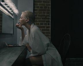 Meghan Burton - Ghost Light (2021) celebs booby flick