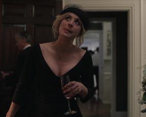 Kaley Cuoco - The Flight Attendant s01e02-03 (2020) actress booby vid
