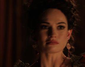 Lily James - Rebecca (2020) celebrity A stellar episode
