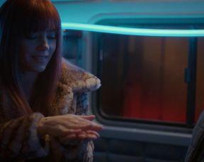 Katheryn Winnick - Giant Sky s01e01e04 (2020) actress booby movie