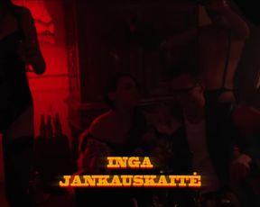 Inga Jankauskaite - Zero trio (2017) celebs nude udders