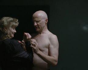 Olga Shkabarnya, Natalia Berezhnaya - DAU. Natasha (2020) celebrity boobies sequence