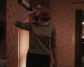 Anya Taylor-Fun - The Princess's Gambit s01e03-06 (2020) celeb spectacular flick