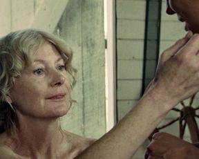 Beth Broderick - Echoes of War (2015) celeb super-steamy episode