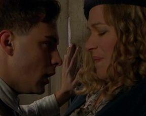 Milda Stakenaite - The Bridge (Die Brucke) (2008) celebrity super-hot flick sequence