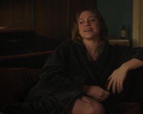 Lili Reinhart - Riverdale s05e05 (2021) celebrity naked boobies sequence