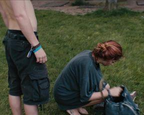 Lou von Schrader - Liebe, Fuck und Sehnsucht (2020) celebs bare hooters