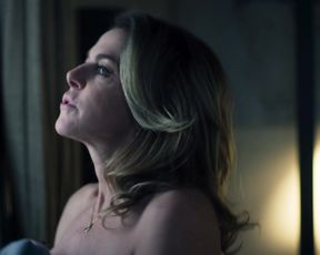 Carlotta Antonelli naked - Suburra la serie s03e01e03 (2020) actress a bra-less sequence from the flick
