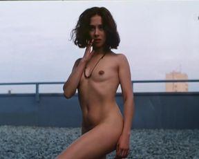 Jolanta Fraszyska - Pora na czarownice (1993) celeb naked tits episode