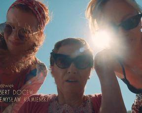 Gabriela Muskala, Karolina Gruszka, Aleksandra Adamska - Krolestwo kobiet - Krolestwo kobiet s01e07 (2020) celeb naked vignette from the video