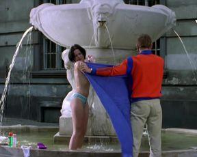 Agnieszka Krukowna, Ewa Gorzelak - Farba (1993) celeb naked vids