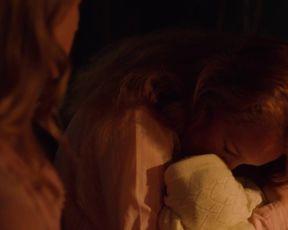 Gry Guldager, Sara Hjort Ditlevsen - Beskyt deres egne (2018) celebrity stripped to the waist movie