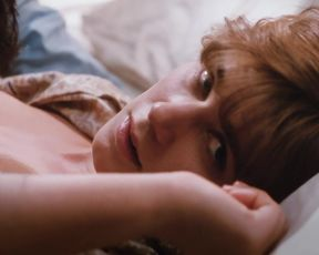 Imogen Stubbs, Sarah Trigger - Boy Traveller (1991) celebrity booby flick