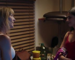 Emily O'Brien-Dark-Skinned - The Taverna (2019) celebrity undergarments gig