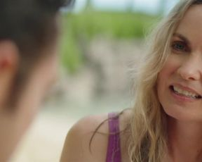 Radha Mitchell - two Hearts (2020) celeb booby vid