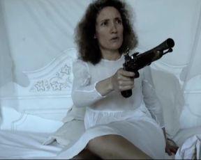 Alexia Carr - Mademoiselle de la Charce (2016) actress bare globes