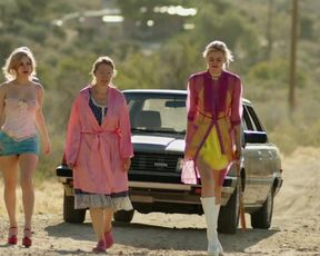 Angela Riccio, Caitlin Fowler, Stefanie Schneider - Immediate Fantasies (2017) actress melons gig