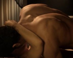 Celine Reymond - Mandrill (2009) celebrity booby scorching sequence