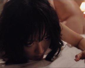 Shin So-Mi - Mizo (2014) actress sans bra flick