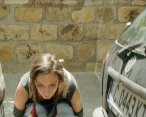 Katalin Stareyshinska, Fani Kolarova - My Step-Sister's Muffle aka Malchanieto na sestra mi (2018) celebs booby movie
