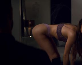 Tory Trowbridge - Little Pretty Things s01e02e04 (2020) actress a stripped to the waist vignette from the flick