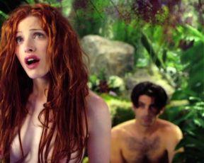 Tamar Pelzig - Eve (2011) actress booby super-fucking-hot sequence