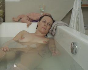 Eva Lobau - Oxytocin (2016) celeb booby vid