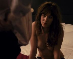 Laurie Leveque - Diminutive pute (2012) actress romp and naked tits gig
