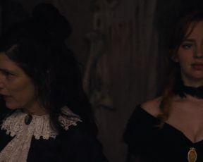 Ashley Sofa - The Pallid Door (2020) celeb A wonderful sequence