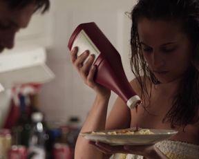 Alicia Vikander molten - Unspoiled (2009) celeb handsome melons