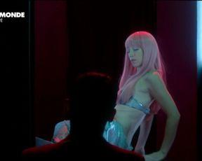 Diana Fontannaz - Noyade interdite (2016) celebs stripped to the waist flick