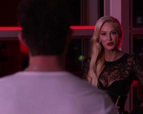 Louise Linton, Shuya Chang - Me You Frenzy (2021) actress nude bumpers
