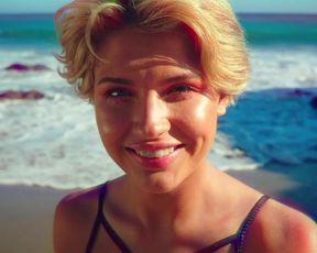 Anna Brewster, Gabrielle Cassi - LX 2048 (2020) actress booby flick