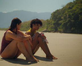 Vaneza Oliveira, Amanda Magalhaes, Thais Lago – 3_ s04e01 (2020) celeb a bra-less vignette from the vid