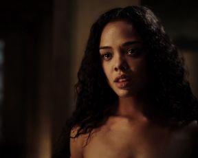 Tessa Thompson – Copper s02e03 (2012) actress super-sexy vid
