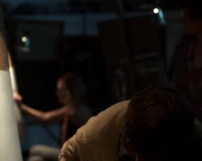 Aleah Nalewick â Virgin (2010) sans bra actress vignette
