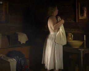 Natalie Ruckova - Bozena s01e03 (2021) celebrity super-steamy sequence